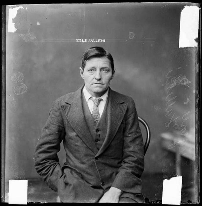 Американские преступники начала 20-го века — фотографии