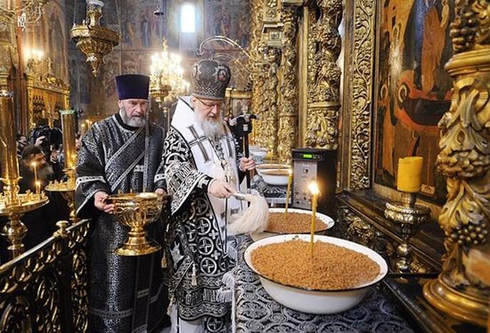 Коливо (ритуальна страва)