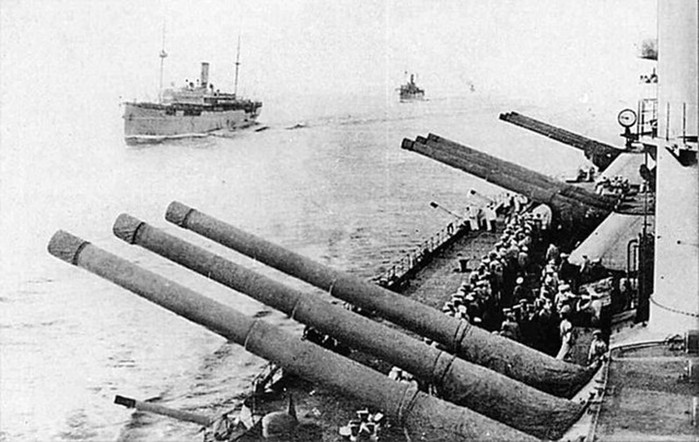 Центральна Рада та Чорноморський флот