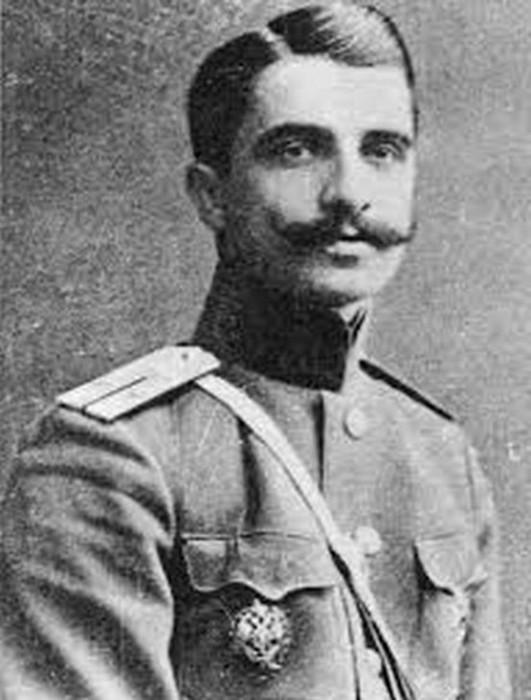 Перший український пілот Левко Мацієвич