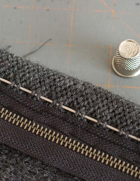 Как вшить молнию в вязаное изделие/6125572_07 (541x700, 292Kb)