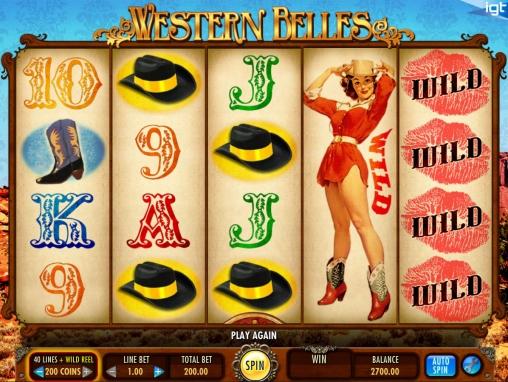 4. Western Belles (508x382, 296Kb)