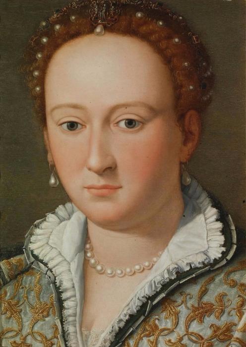 Alessandro_Allori_-_Portrait_of_Bianca_Cappello (496x700, 343Kb)