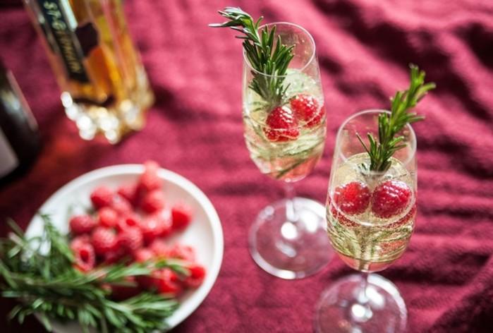 Лучшие барные рецепты — Коктейли с шампанским