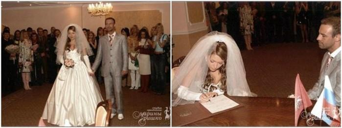 Фотографии красивых свадеб знаменитостей из России