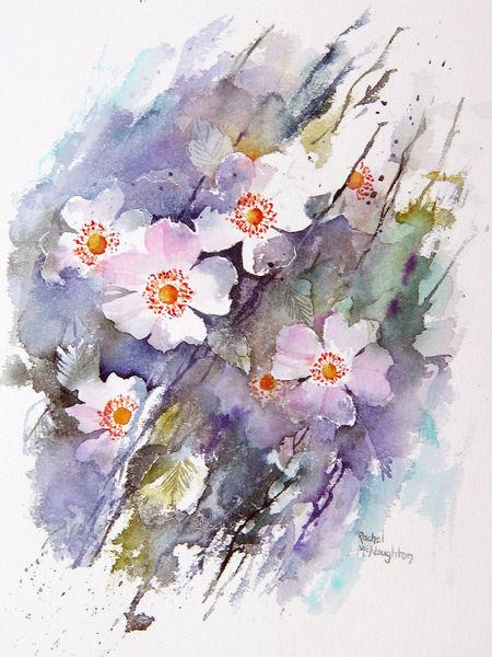 акварельные цветы 12 (450x600, 217Kb)