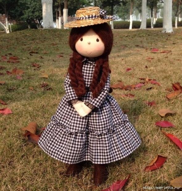 Мастер-класс по пошиву японской текстильной куклы (3) (590x618, 320Kb)