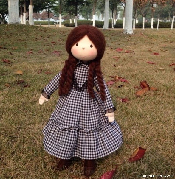 Мастер-класс по пошиву японской текстильной куклы (9) (587x601, 323Kb)
