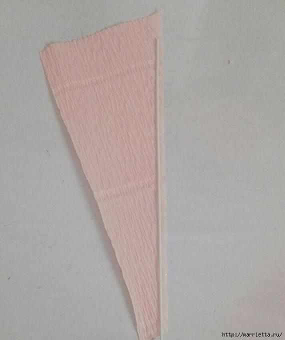 Цветы ЛИЛИИ из гофрированной бумаги. Мастер-класс (3) (570x680, 144Kb)