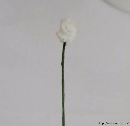 Цветы ЛИЛИИ из гофрированной бумаги. Мастер-класс (29) (503x488, 59Kb)