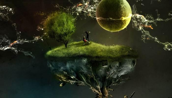 Возле Земли существует портал в параллельный мир!