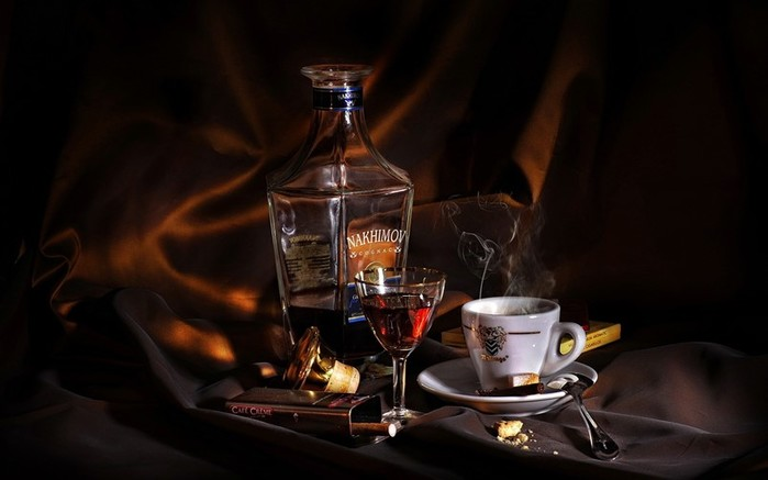 Traditionally, cognac is considered a male drink.