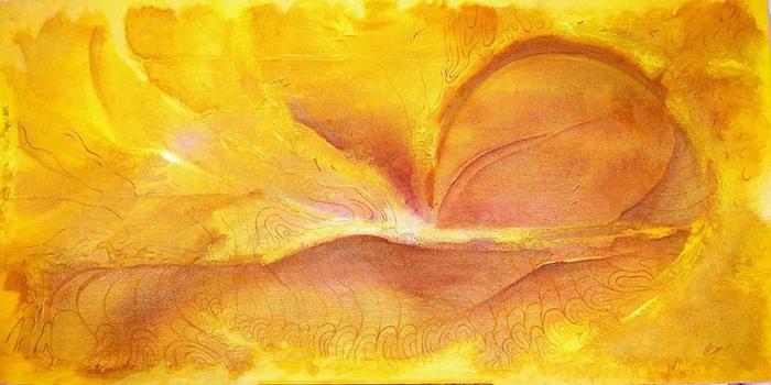 Золотая планета. . (700x350, 289Kb)