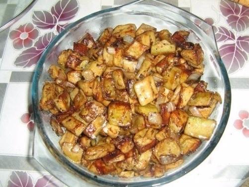 баклажаны со вкусом грибов
