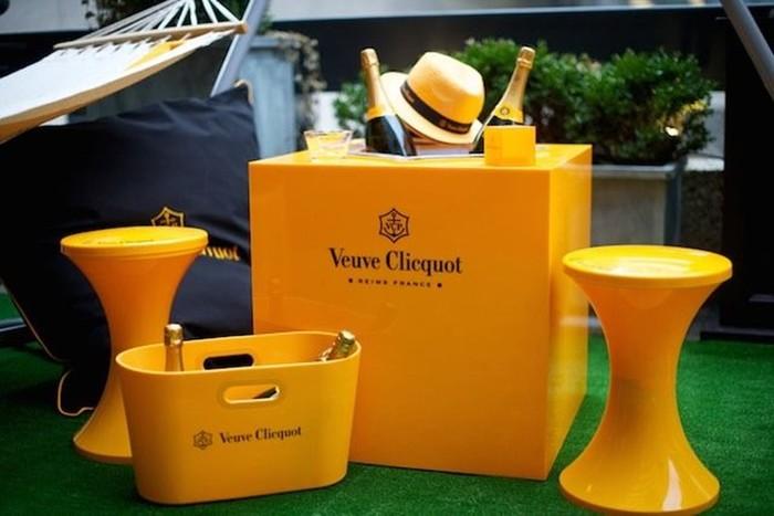 Мир роскоши Veuve Clicquot — самые необычные вина и коллекции