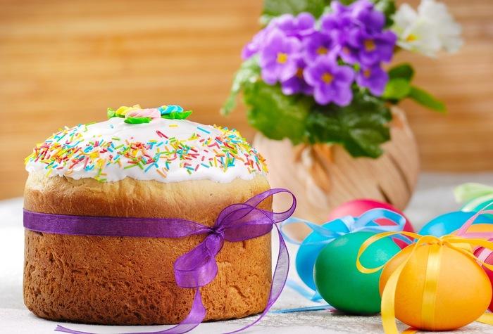 Паска (святковий солодкий хліб)