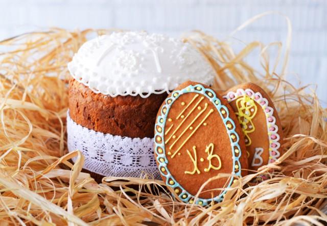 Паска (праздничный сладкий хлеб)