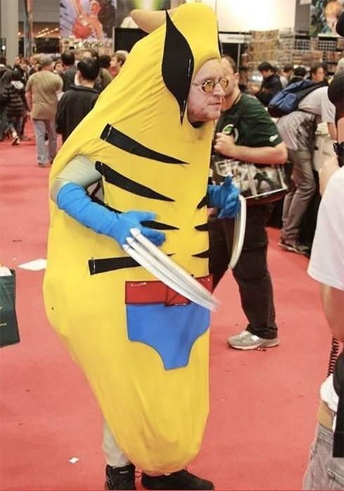 Нелепые и смешные костюмы, в которых люди не стесняются ходить по улице!