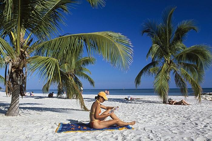 Остров Ки-Уэст, где спасаются от холодов богатые американцы