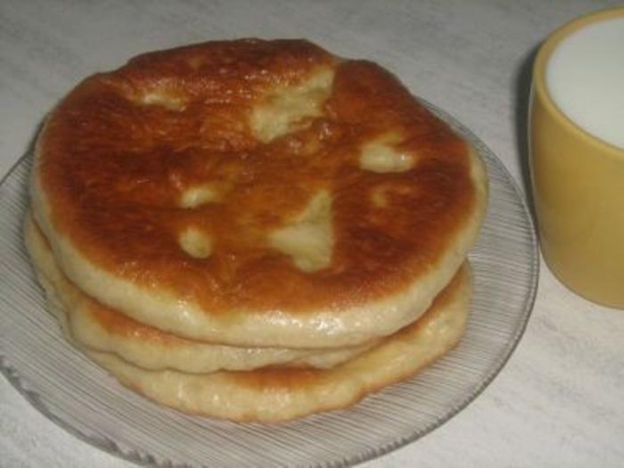 Перепічка (корж ізпрісного тіста)