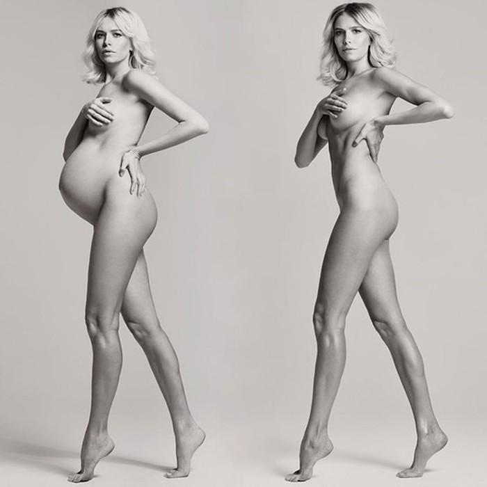 Знаменитые мамочки, не имеющие проблем с фигурой