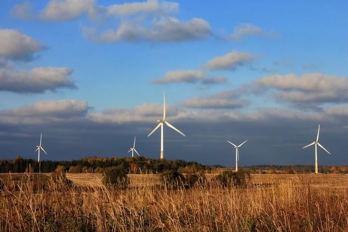 Интересное об использовании ветряных мельниц