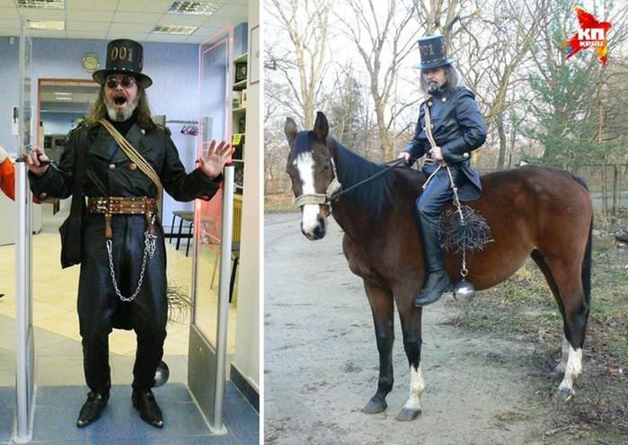 15 самых странных людей России