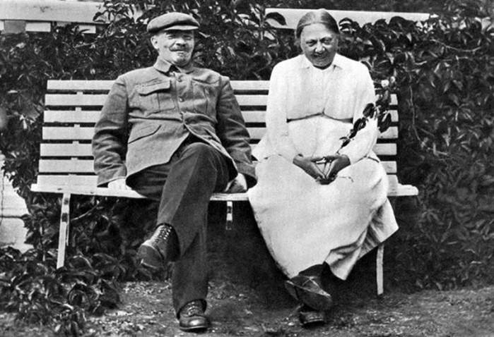 Почему Крупская и Ленин не развелись