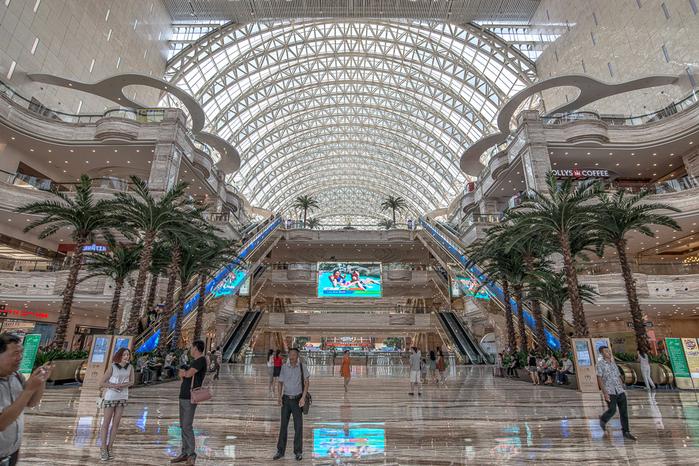 самый большой в мире торговый центр 2 (700x466, 512Kb)