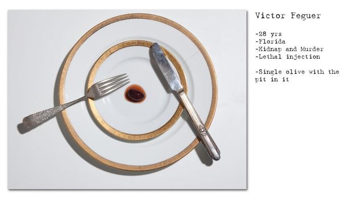 Последние блюда приговоренных смертников. Смерть на голодный желудок— не вариант