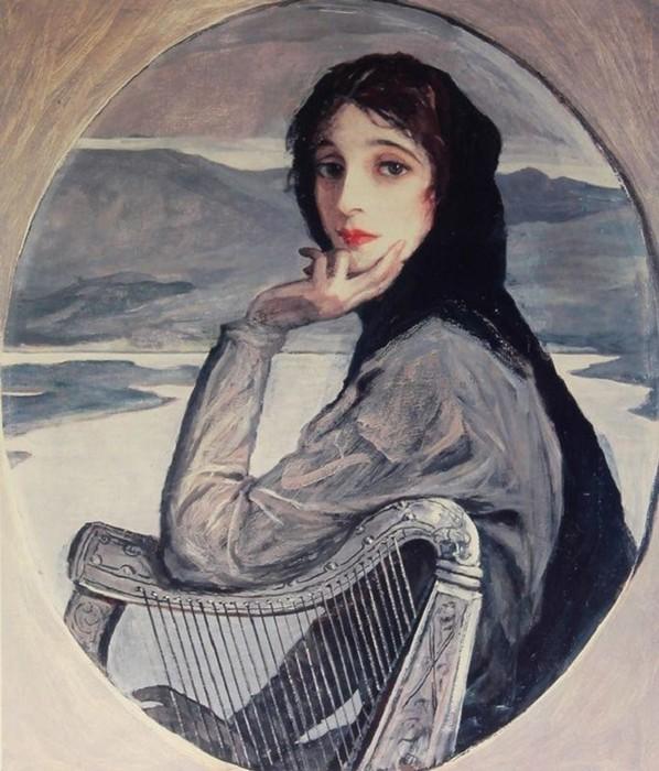Художник Джон Лавери   мастер портретной и пейзажной живописи
