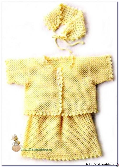 Детский комплектик крючком со схемой вязания/3071837_071 (500x700, 259Kb)