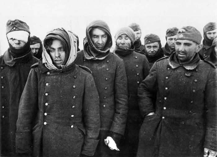 Почему гитлеровцы проиграли Сталинград