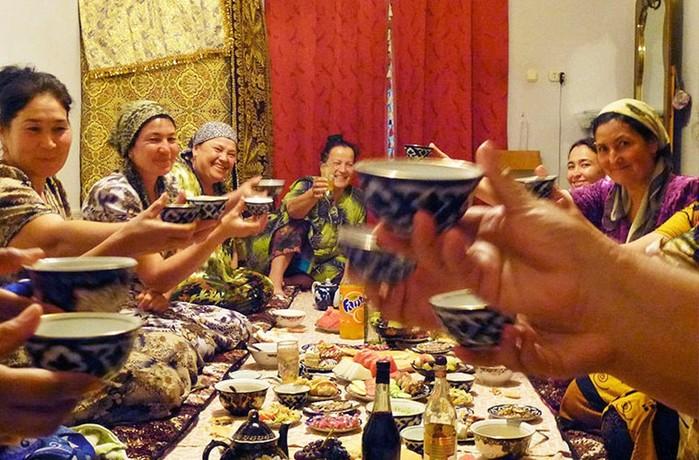 Узбекские традиции и особенности менталитета
