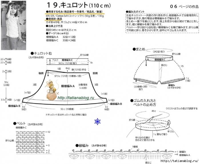 Юбка-шорты связанная крючком со схемами вязания/3071837_082 (700x573, 237Kb)