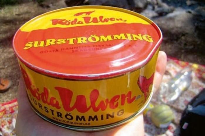 Эти продукты были созданы во время войны