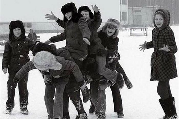 Самые «дикие» игры советских детей