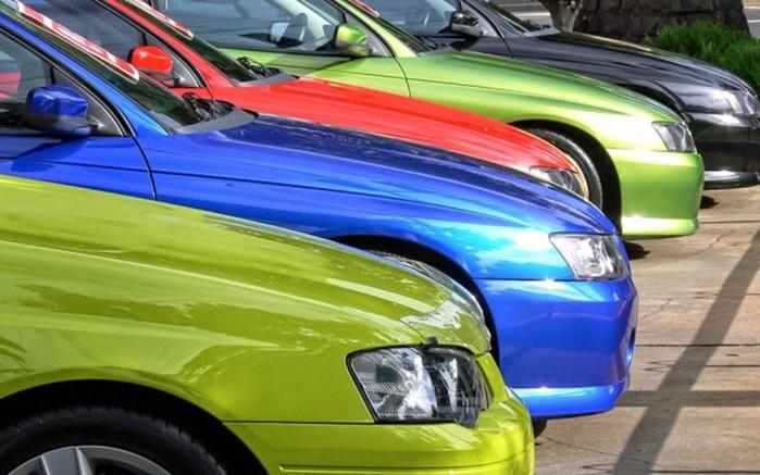 Какой цвет автомобилей самый популярный