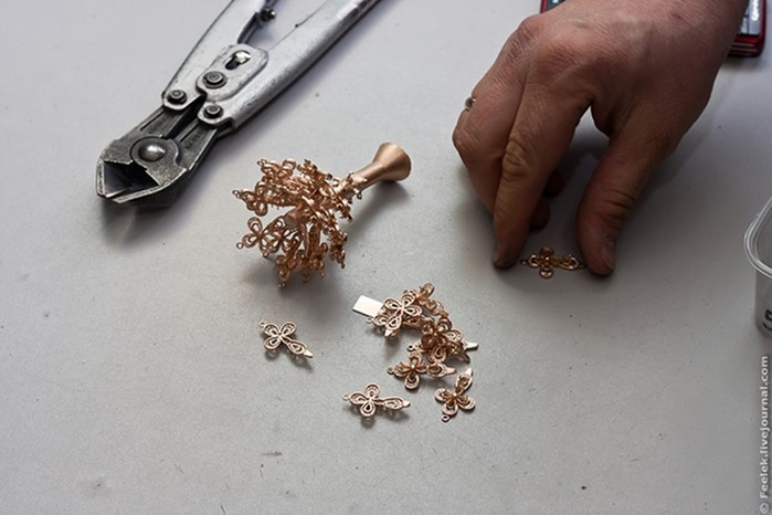 Как делают ювелирные украшения на фабрике «Ремикс»