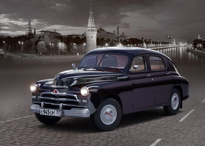 ГАЗ М 20   автомобиль «Победа» (интересные факты)