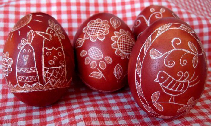 Писанка (раскрашенное яйцо)