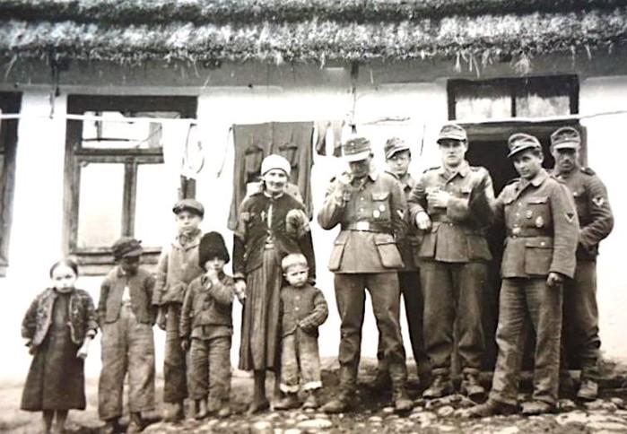 Что стало с детьми, которые родились от фашистских оккупантов