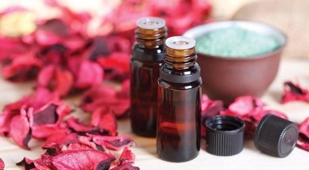 самодельные бытовые средства с эфирными маслами