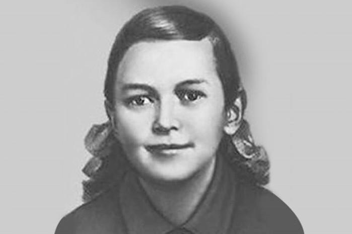 Зина Портнова: пионерка, которая смогла отравить 100 немецких офицеров