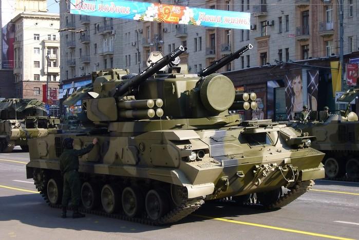 Оружие, которым планирует воевать Россия