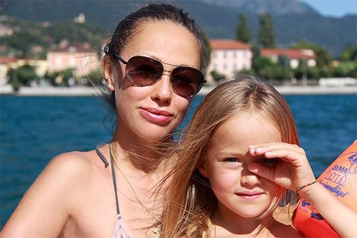 Маленькая модель Кристина Пименова (интервью)