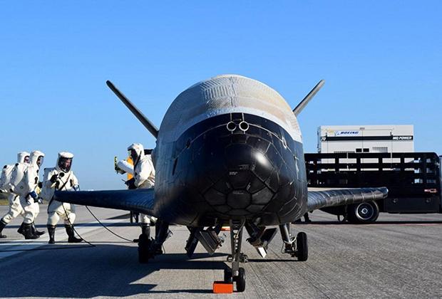 SpaceX запустила убийцу российских спутников