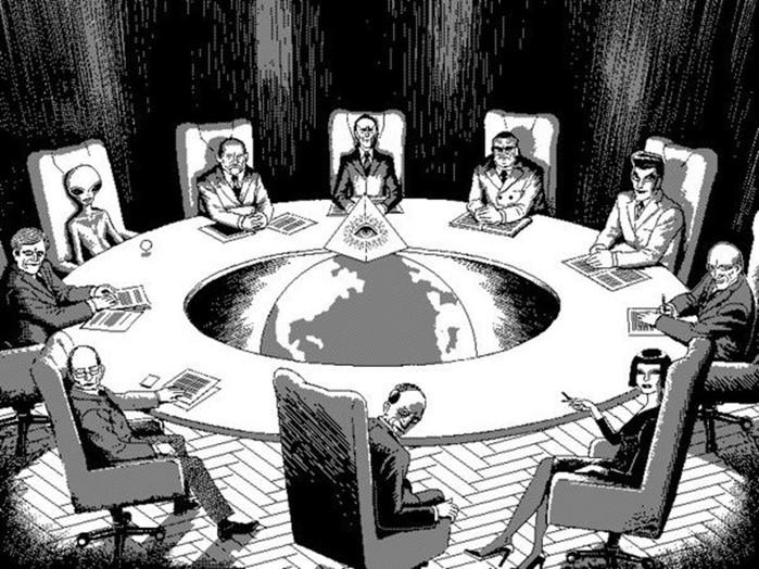Большой брат: самые страшные теории заговора
