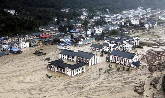 Почему бывают наводнения? Причины
