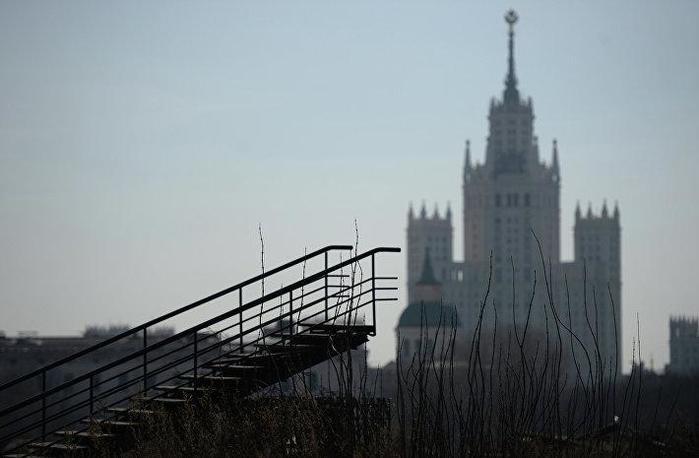 Московский парк «Зарядье» открыли для всех